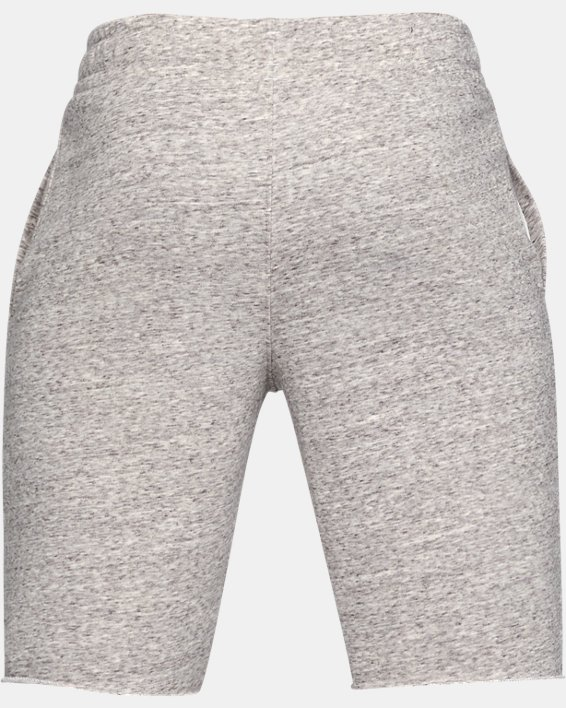 Short UA Sportstyle Terry pour homme, White, pdpMainDesktop image number 4