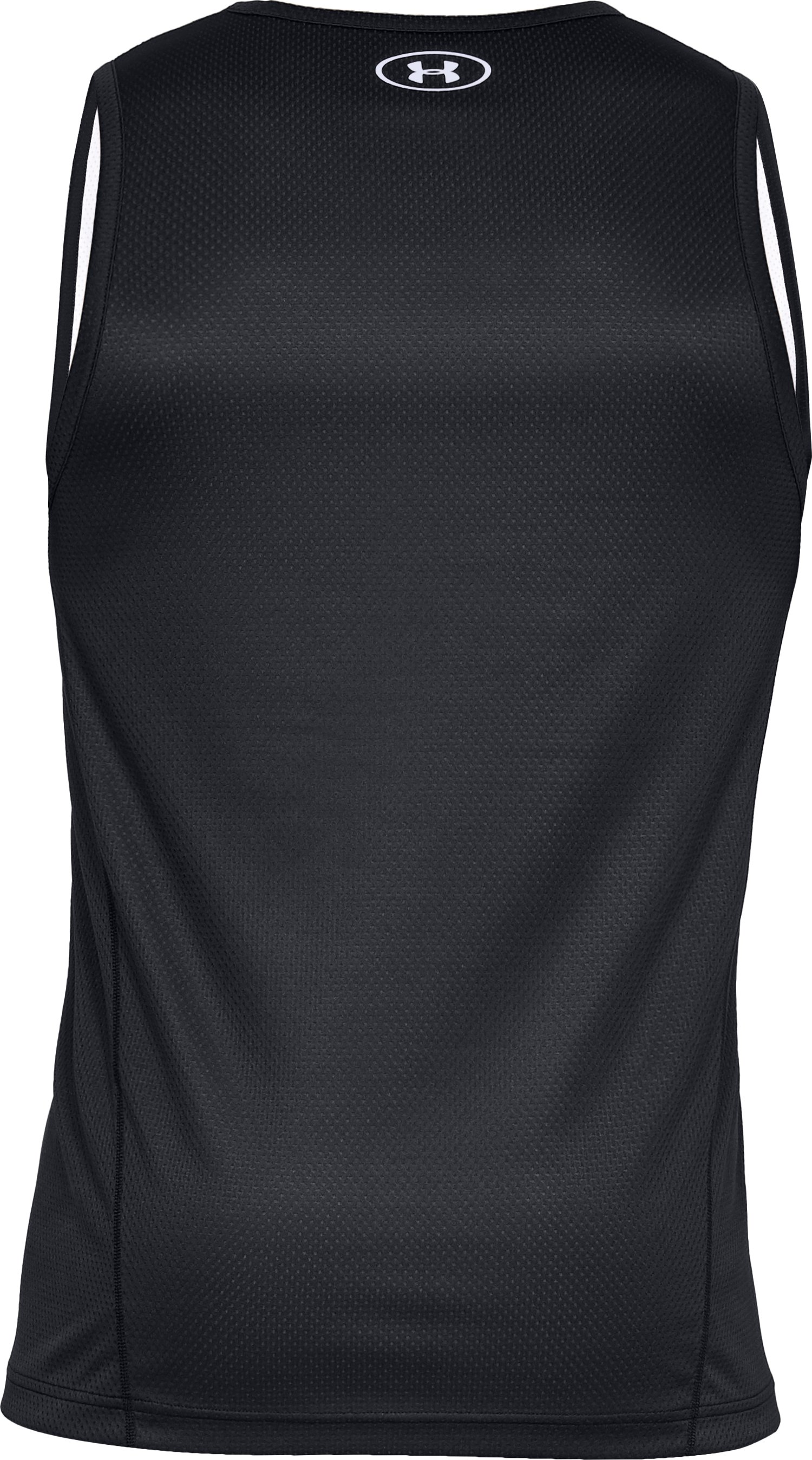 Men's SC30 Reversible Tank, Black ,