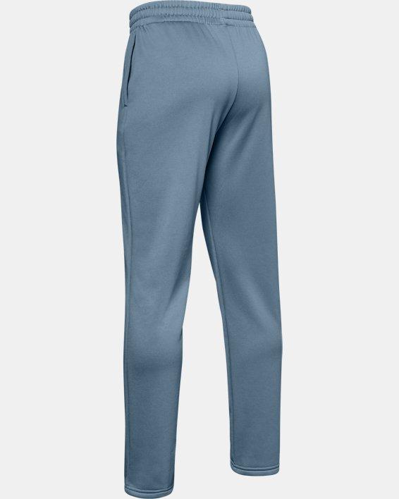 Boys' Armour Fleece® Pants, Gray, pdpMainDesktop image number 5