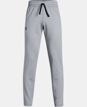 Boys' Armour Fleece® Pants  5  Colors Available $50