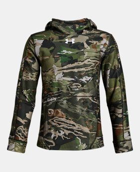 Boys  UA Zephyr Fleece Hoodie 2 Colors Available  56.25 9c2e89bc0d