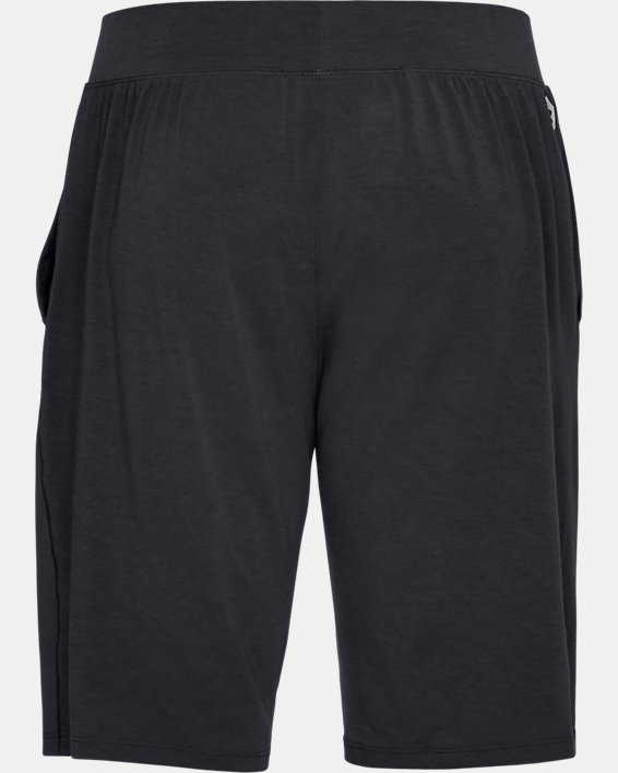 Men's UA RECOVER™ Sleepwear Shorts, Black, pdpMainDesktop image number 4