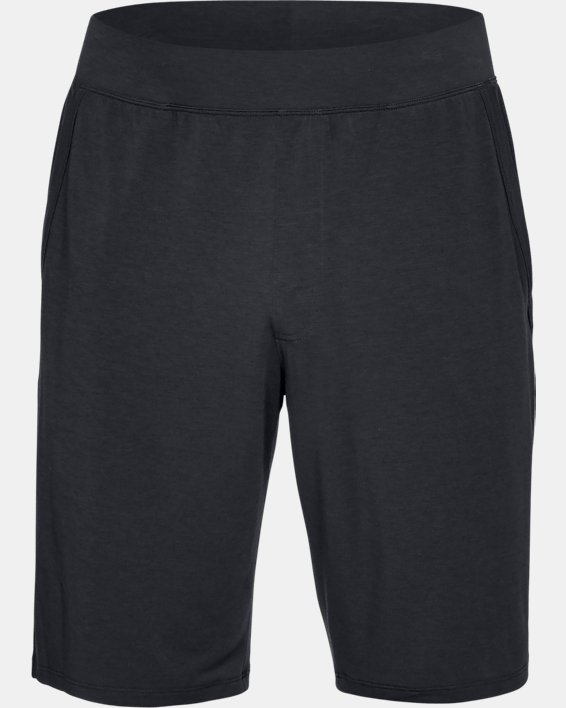 Men's UA RECOVER™ Sleepwear Shorts, Black, pdpMainDesktop image number 3
