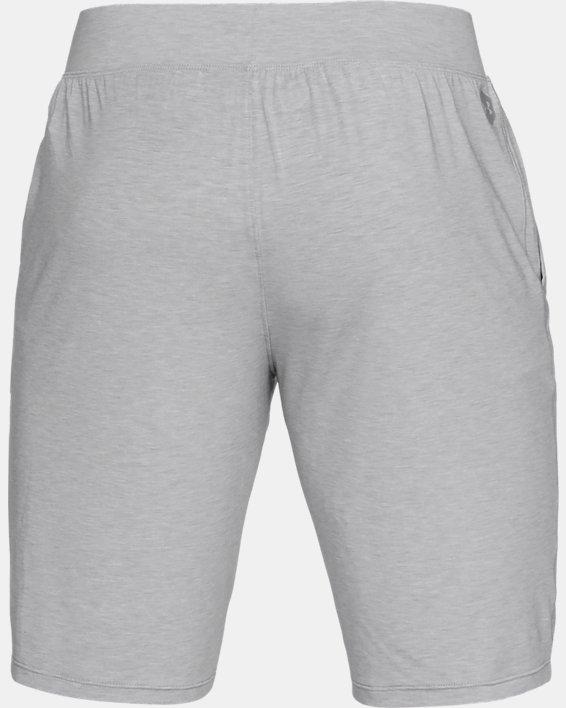 Men's UA RECOVER™ Sleepwear Shorts, Gray, pdpMainDesktop image number 4