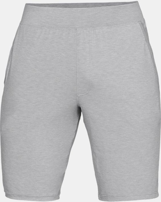 Men's UA RECOVER™ Sleepwear Shorts, Gray, pdpMainDesktop image number 3