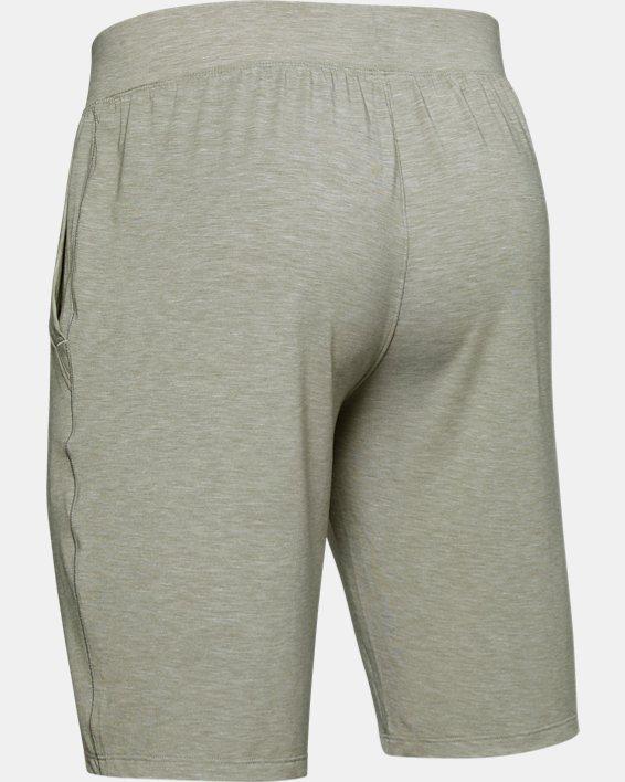 Men's UA RECOVER™ Sleepwear Shorts, Green, pdpMainDesktop image number 5