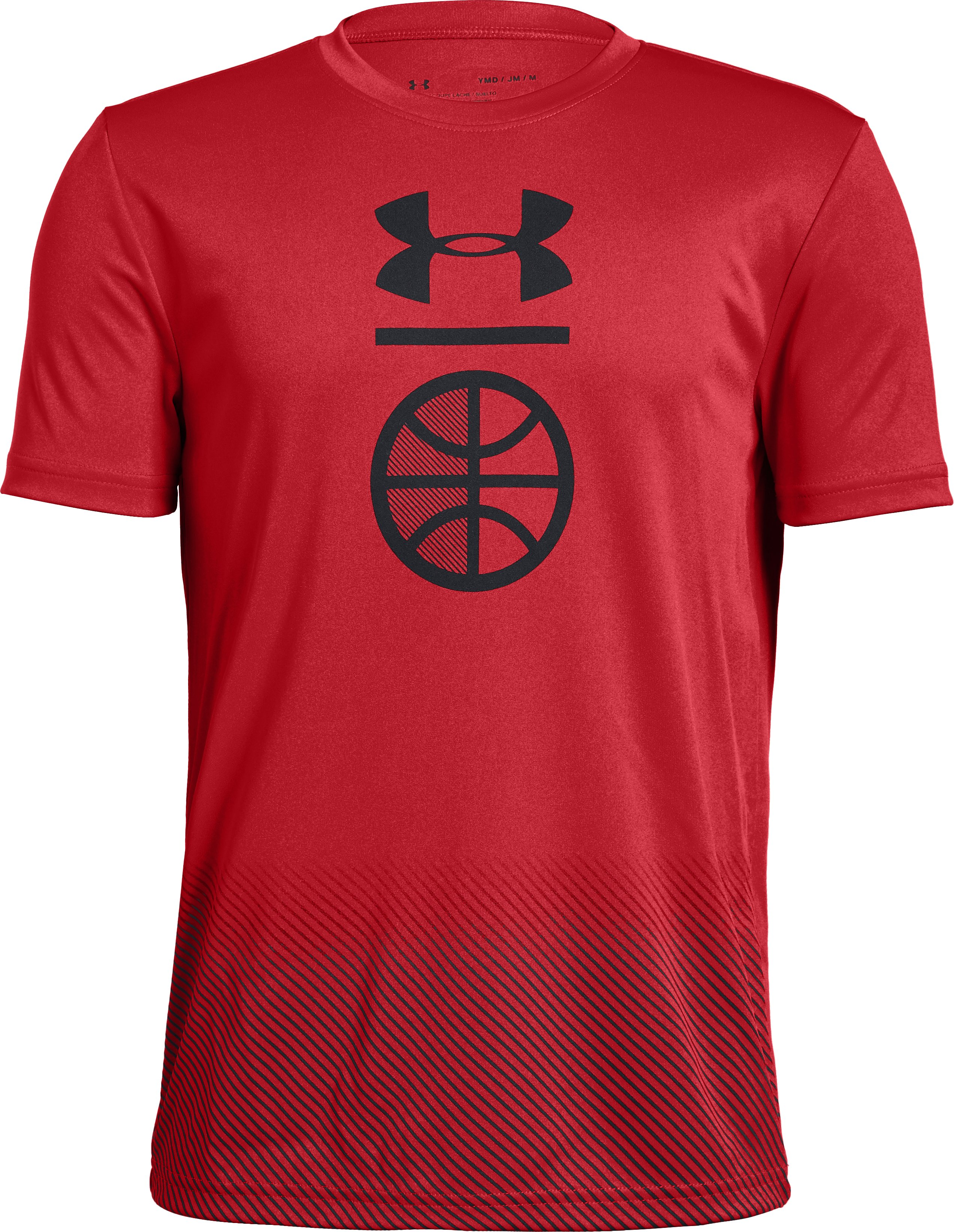 Boys' UA Sport Specific Short Sleeve 1 Color $20.00