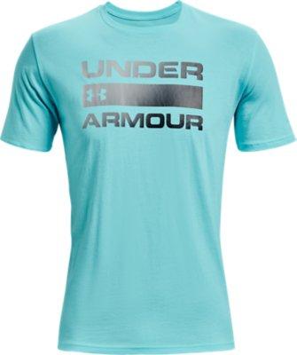 Under Armour Jungen Multi Wordmark T-Shirt Kurzarm