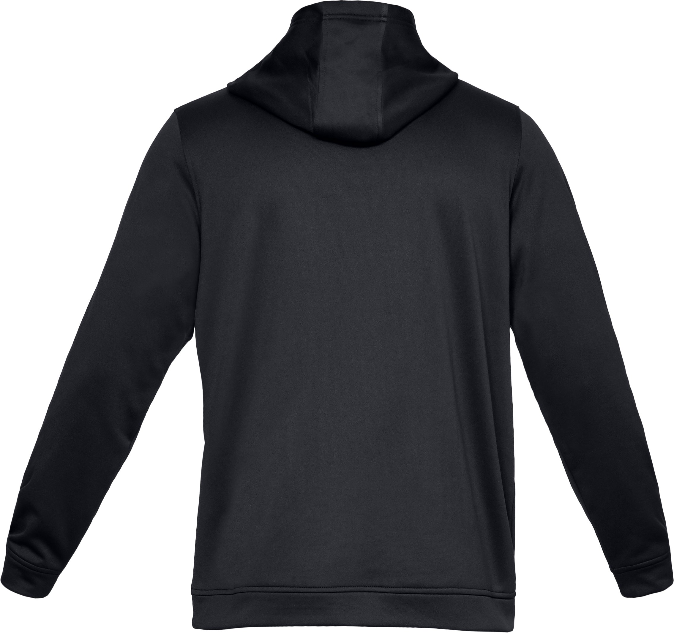 Men's Armour Fleece® Graphic Hoodie, Black ,