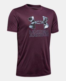 f134558337 Boys' Kids (Size 8+) Short Sleeve Shirts | Under Armour US