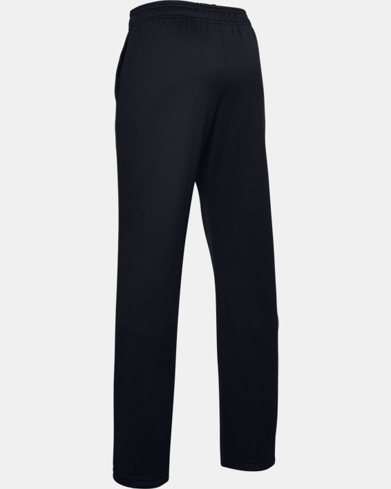 Boys' UA Brawler Pants, Black, pdpMainDesktop image number 1