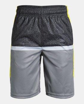 9fa7a103bc8 Boys  UA Baseline Shorts FREE U.S. SHIPPING 2 Colors Available  18.99