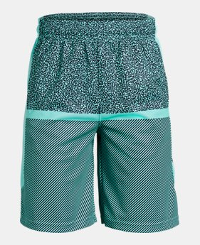 5eb7dc7fb New to Outlet Boys' UA Baseline Shorts 1 Color Available $22.99 to $23.99