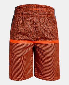 80da8f479 New to Outlet Boys' UA Baseline Shorts 6 Colors Available $22.99 to $23.99