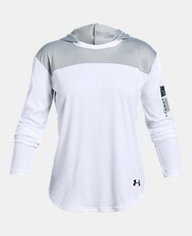 69768b44 New to Outlet Girls' UA Sun Armour Long Sleeve 2 Colors Available $26.99