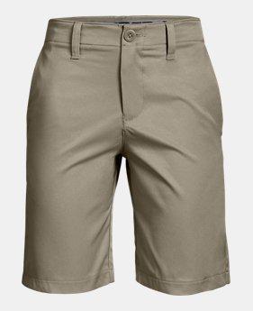 9e7ec16d4 Boys' UA Match Play 2.0 Golf Shorts 4 Colors Available $40