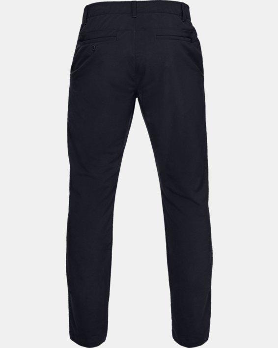 Men's UA EU Performance Pants, Black, pdpMainDesktop image number 4