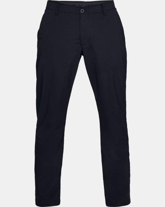 Men's UA EU Performance Pants, Black, pdpMainDesktop image number 3