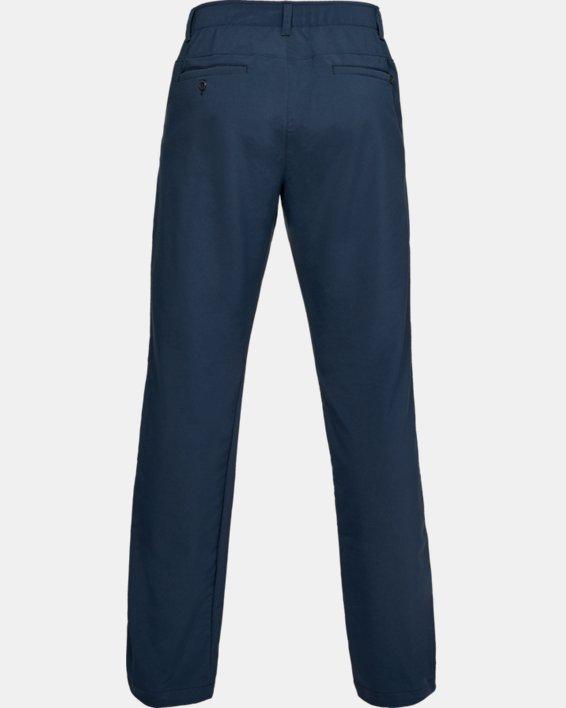 Men's UA EU Performance Pants, Navy, pdpMainDesktop image number 4