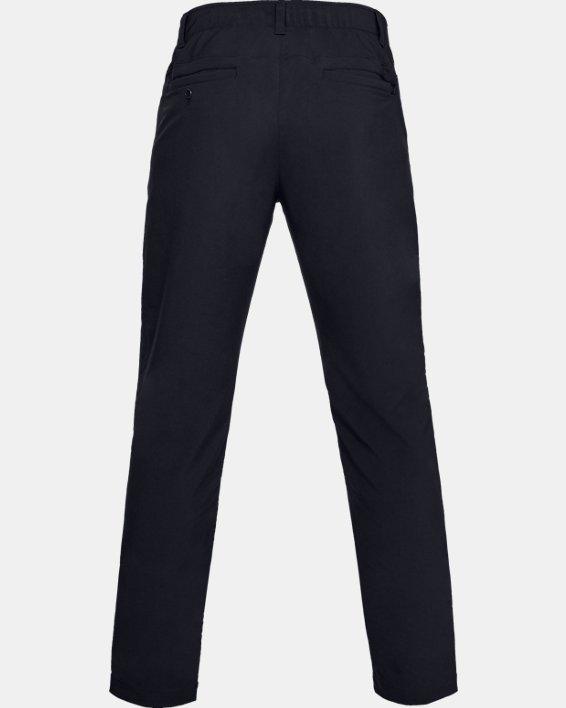 Pantalon UA EU Performance Taper pour homme, Black, pdpMainDesktop image number 4