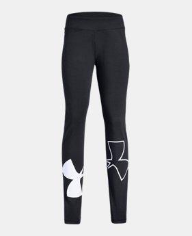 d2ffbd8789375 Girls' UA Finale Leggings 1 Color Available $35