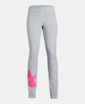 f5c891e32067e Girls' UA Finale Leggings 1 Color Available $33.99