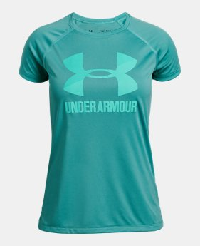 de5f727cae Girls' Outlet Tops | Under Armour US