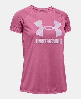 d49369903a Girls' Graphic Tees | Under Armour US