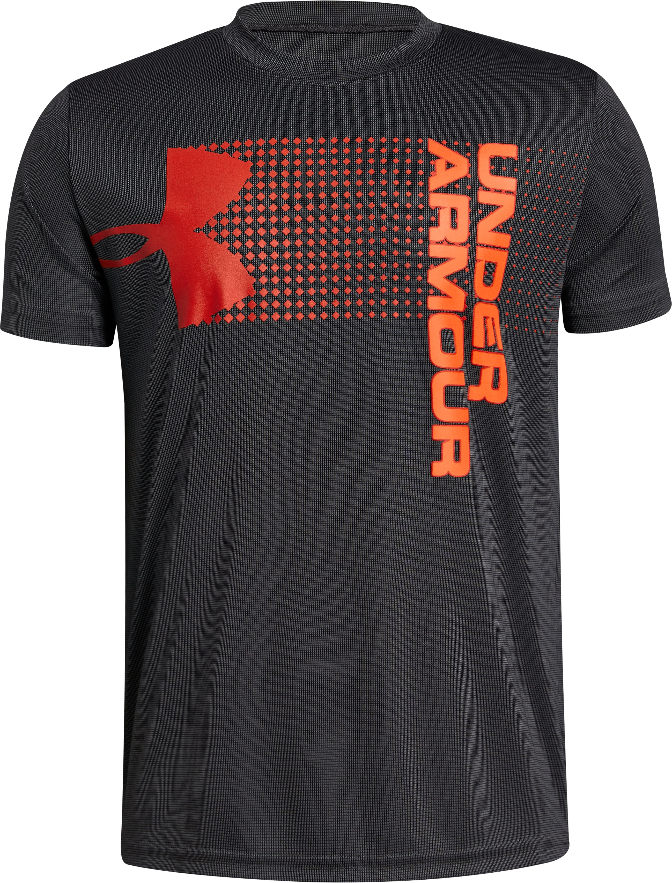 Boys' UA Crossfade T-Shirt 7 Colors $20.00