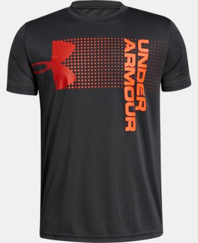 Boys' UA Crossfade T-Shirt  2  Colors Available $20
