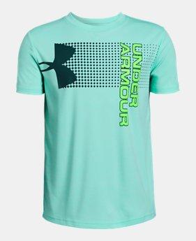 0c47e3d20582 Boys  UA Crossfade T-Shirt 2 Colors Available  20