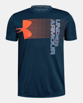 9c29c79409a3 Boys  UA Crossfade T-Shirt 3 Colors Available  15 to  15.99