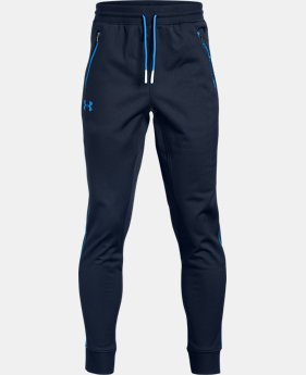 Boys' UA Pennant Tapered Pants   $40