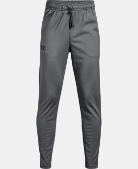 Boys' UA Brawler 2.0 Tapered Pants  6  Colors Available $30