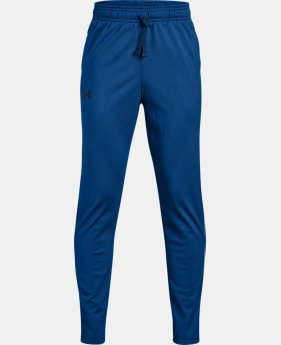 Boys' UA Brawler 2.0 Tapered Pants  1  Color Available $30