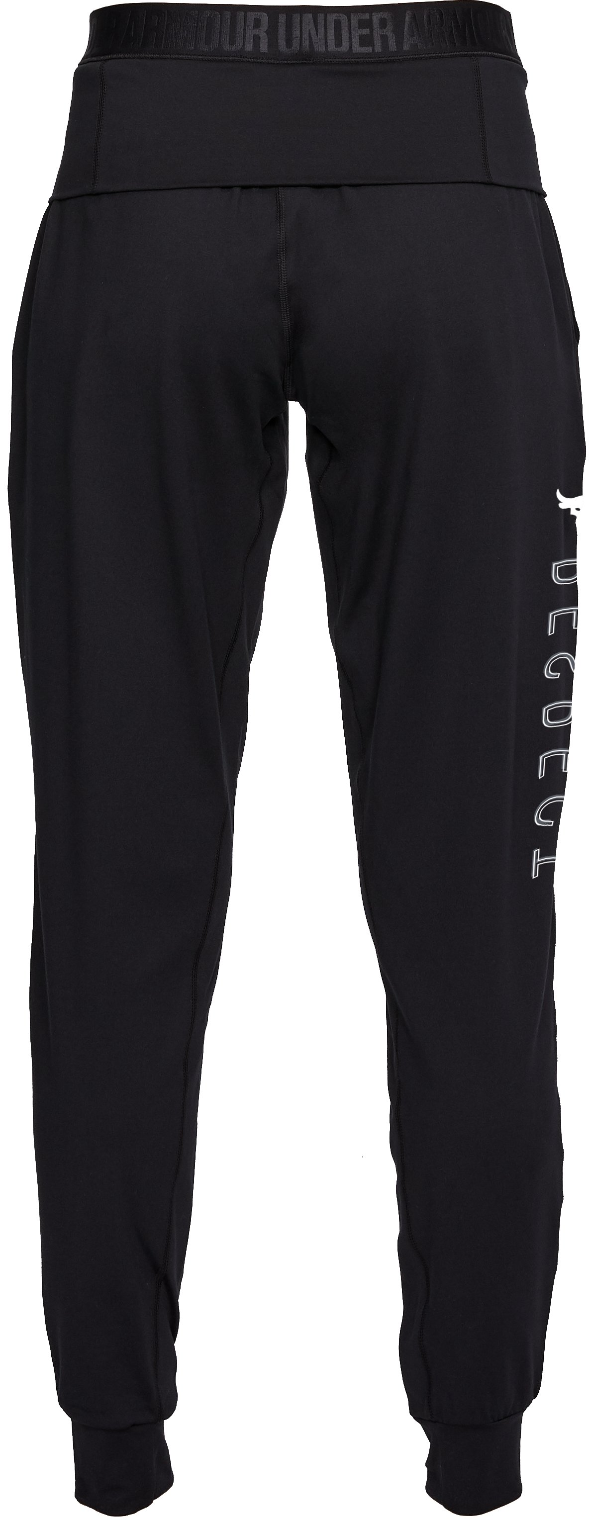 Women's UA x Project Rock USDNA Joggers, Black , undefined