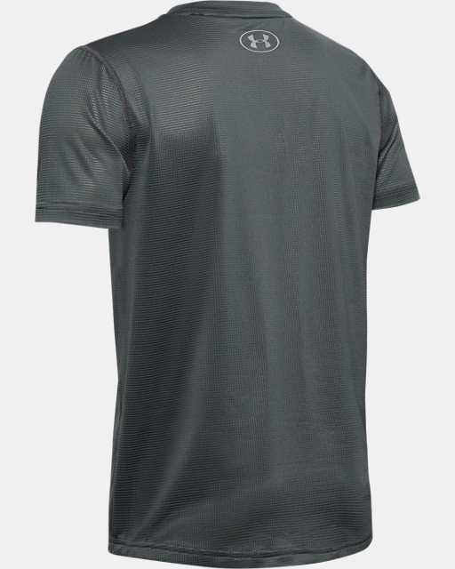 Boys' UA MK-1 Short Sleeve T-Shirt