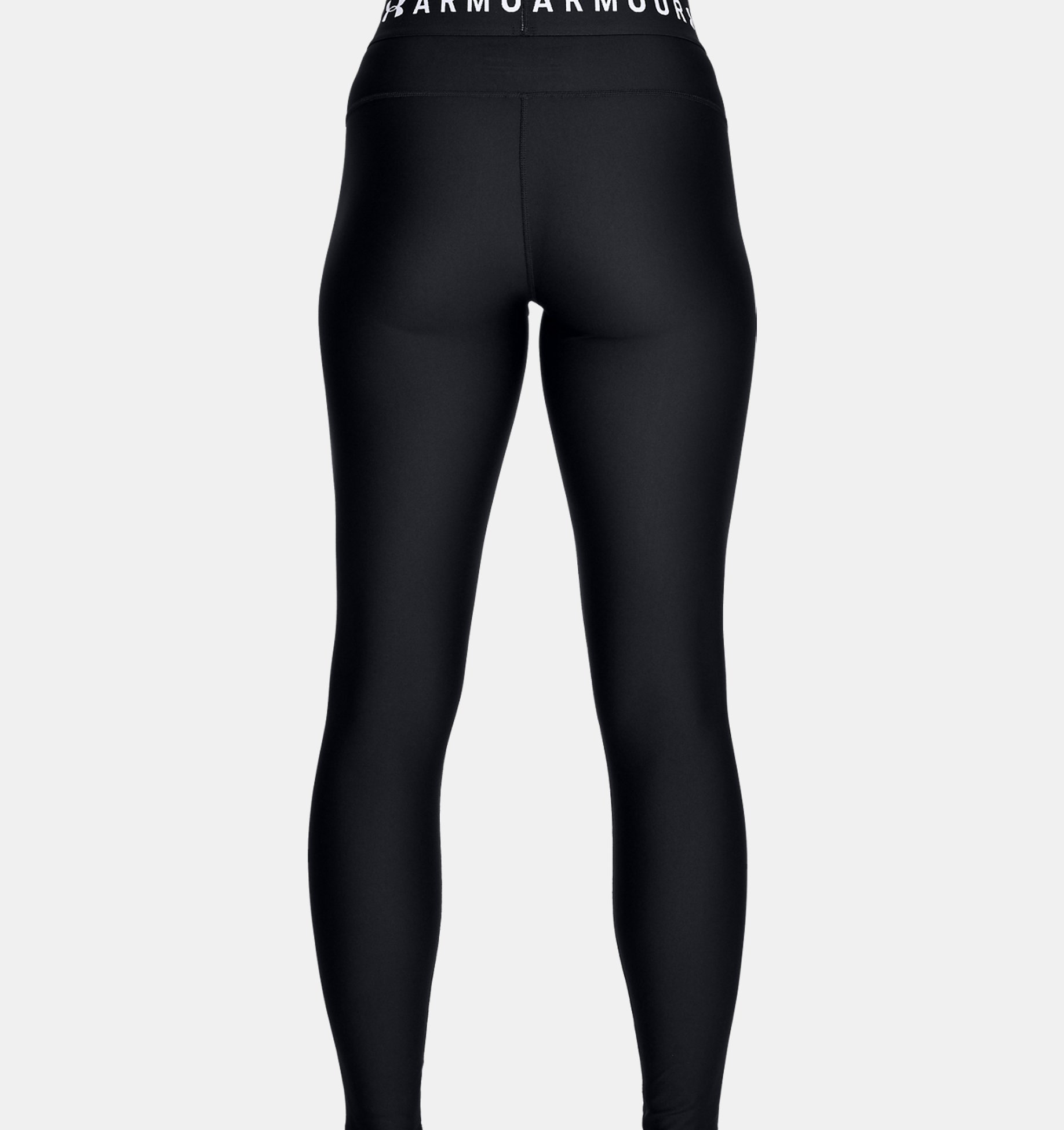 Women's HeatGear® Armour Branded WB Leggings | Under Armour