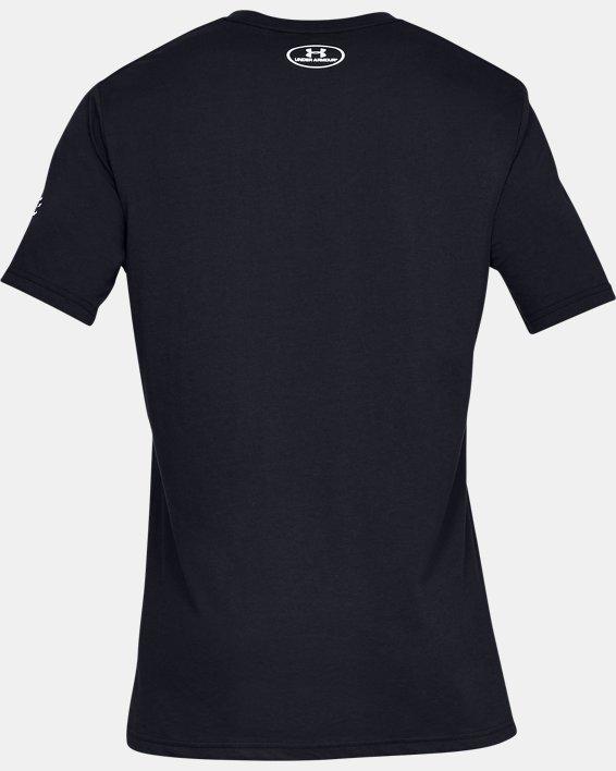 Men's UA Freedom PTH T-Shirt, Black, pdpMainDesktop image number 4