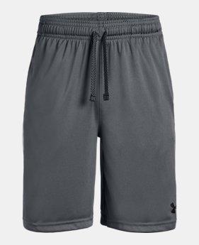0b5a81522 Boys' UA Prototype Wordmark Shorts 2 Colors Available $20
