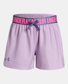 e2e34943f7 Girls  UA Play Up Shorts LIMITED TIME  25% OFF 7 Colors Available  15