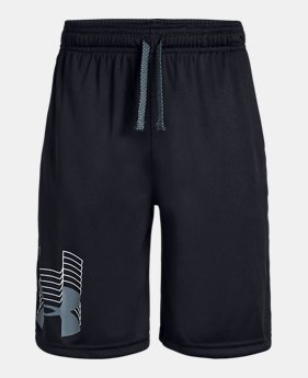 d595c635e Boys' UA Prototype Logo Shorts 3 Colors Available $20
