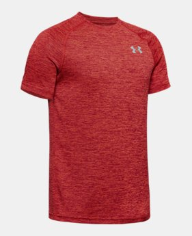 54040e885542 New to Outlet Boys' UA Tech™ Short Sleeve 2 Colors Available $14.99 to  $16.99