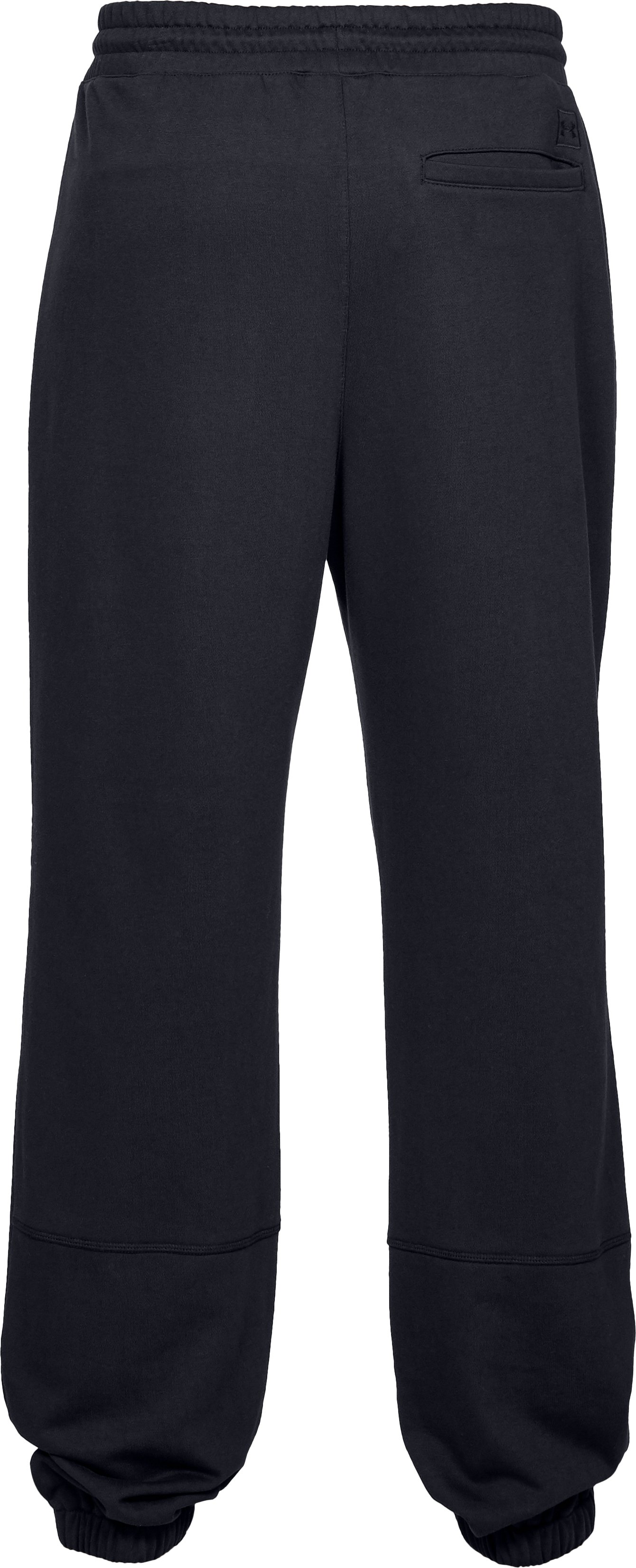 Men's UA Be Seen Sweatpants, Black ,