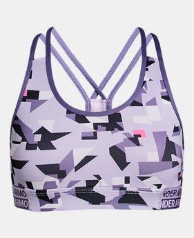 973a4fedd5751 Girls  HeatGear® Armour Novelty Sports Bra 1 Color Available  25