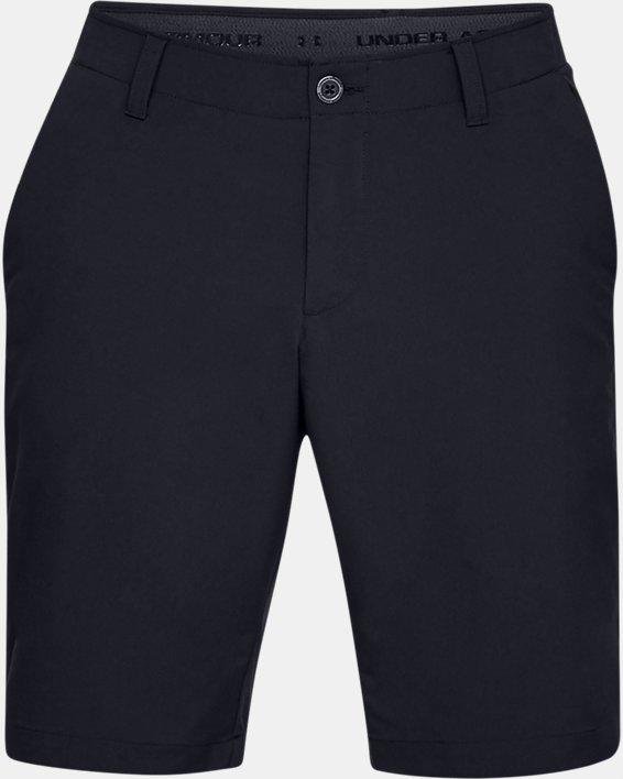 Men's UA EU Performance Tapered Shorts, Black, pdpMainDesktop image number 3