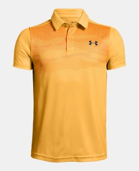 772d1e17 New to Outlet Boys' UA Airlift Polo 1 Color Available $33.99