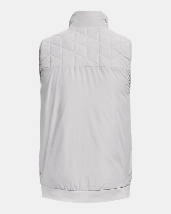 Men's ColdGear® Reactor Performance Vest, Gray, pdpMainDesktop image number 4