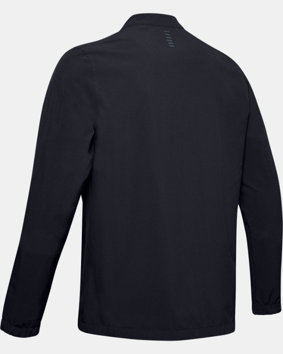 Men's UA Storm Launch 2.0 Jacket, Black, pdpMainDesktop image number 5