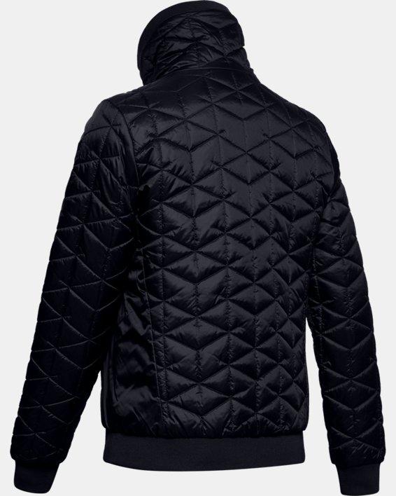 Women's ColdGear® Reactor Performance Jacket, Black, pdpMainDesktop image number 4